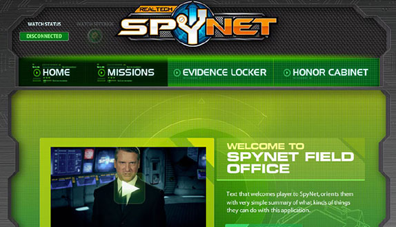 SpyNet Field Office